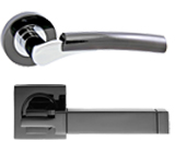 Black Nickel Door Handles