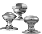 Front Door Centre Door Knobs
