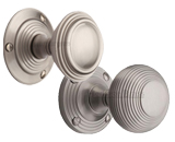 Satin Nickel Door Knobs