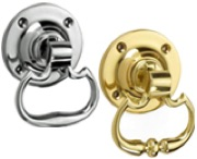 Drop Ring Mortice Door Handles