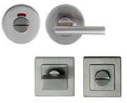 Steelworx Stainless Steel Bathroom Bolts And Turns
