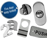 Steelworx Door Furniture