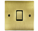 Antique Brass - Elite Flat Plate