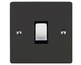 Black Nickel - Elite Flat Plate