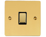 Polished Brass - Elite Flat Plate