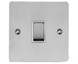 Satin Chrome - Elite Flat Plate