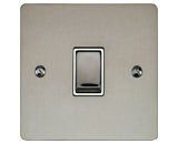 Satin Nickel - Elite Flat Plate