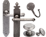 HAND FORGED DOOR HANDLES COLLECTION