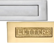 Heritage Brass Letter Plates