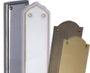 Heritage Brass Finger Plates And Kick Plates