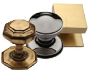 Heritage Brass Centre Door Knobs