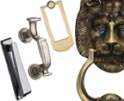 Heritage Brass Door Knockers