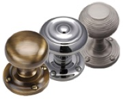 Heritage Brass Mortice And Rim Door Knobs