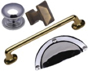 Heritage Brass Cabinet Knobs And Pulls