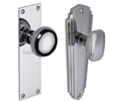 Mortice Door Knobs On Backplates