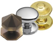 Prima Centre Door Knobs
