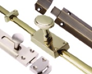 Prima Door Bolts, Flush Bolts And Espagnolette Bolts