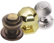 Prima Mortice Knobs And Rim Knobs