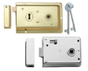 RIM LOCKS & RIM LATCHES