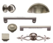 Satin Nickel Cabinet Furniture