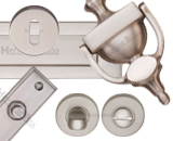 Satin Nickel Door Furniture