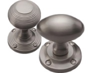 Door Knobs Satin Nickel