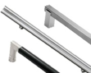 Contemporary Stainless Steel Pull Handles