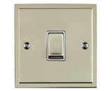 Satin Nickel Dual Finish - Elite Stepped Plate