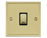 Polished Brass - Elite Stepped Plate