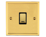 Satin Brass Dual Finish - Elite Stepped Plate