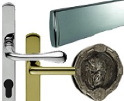 uPVC Door Handles And Accessories