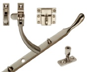 Satin Nickel Window Furniture