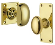 Croft Mortice Door Knobs