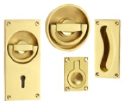Croft Flush Door Fittings