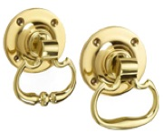 Croft Dutch Drop Ring Door Handles