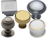Heritage Brass Cabinet Knobs
