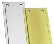 Prima Finger Plates And Kick Plates