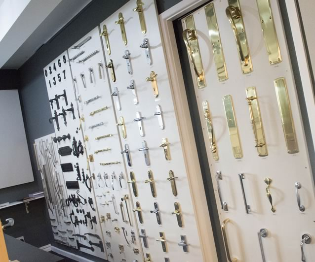 Door Handle Company - Showroom