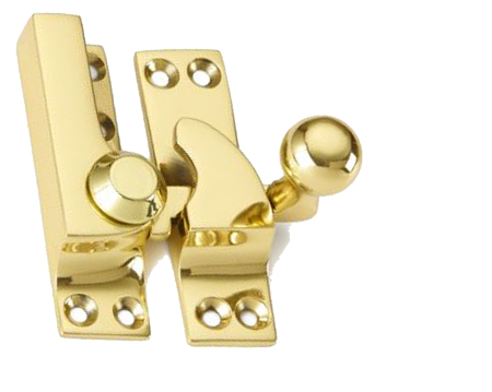 'Croft Architectural' Straight Arm Sash Fastener, Various Finishes Available* - 1025