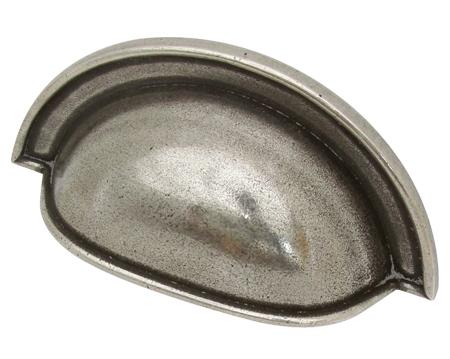 Hafele Lamont 2 Ring Design D Handle Pewter 120 89 913