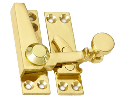 'Croft Architectural' Quadrant Arm Sash Fastener, Various Finishes Available* - 1761