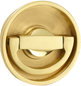 croft architectural flush latch ring door handles various