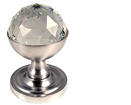 Crystal Mortice Door Knobs Swarovski Crystal Internal
