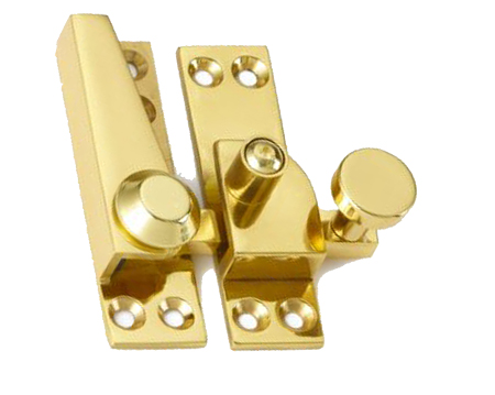 'Croft Architectural' Lockable Straight Arm Sash Fastener, 67mm, Various Finishes Available* - 2825L