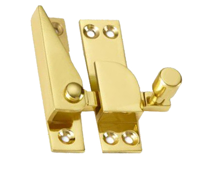 'Croft Architectural' Narrow Straight Arm Sash Fastener, 67mm, Various Finishes Available* - 2825N