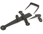 From The Anvil Single Side Access Latch Set (165mm x 25mm), Beeswax - 33160