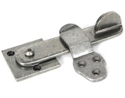 From The Anvil Privacy Latch Set (133mm), Pewter - 33393