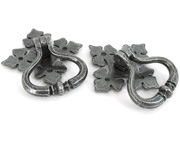 From The Anvil Shakespeare Ring Turn Set, Pewter - 33686 (sold in pairs)