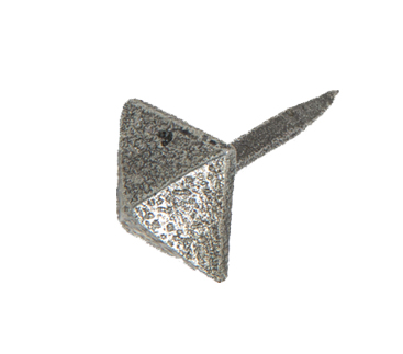 Pyramid Door Stud (15mm, 20mm Or 25mm), Pewter - 33694