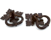 From The Anvil Shakespeare Ring Turn Set, Bronze - 33951 (sold in pairs)